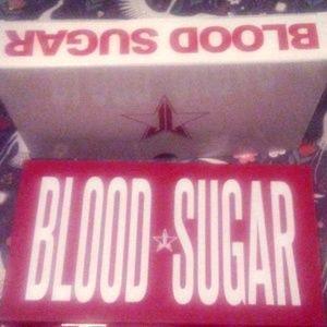 Jeffree Star Blood Sugar Palette